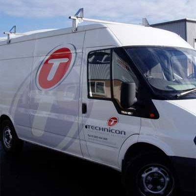 fleet or vehicle graphics, inkspotonline.com