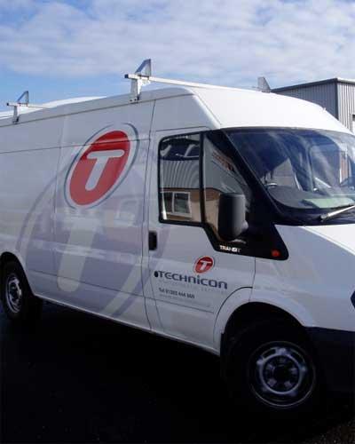 fleet or vehicle graphics, inkspotonline.com